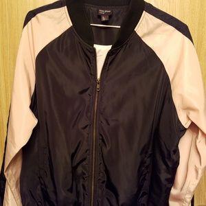 Free Press Clothing Baseball Style Jacket